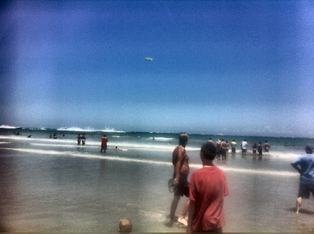 COCOA BEACH SUPER BOAT RACE