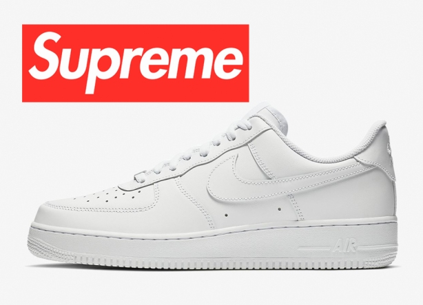 Supreme-Nike-Air-Force-1-Low-2020-White-CU9225-100-Black-CU9225-001-Release-Date